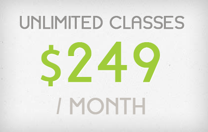 Monthly Unlimited - $219